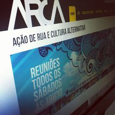 Site da ARCA - Photo by higorcayo