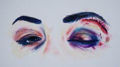 bruise art - Google Search