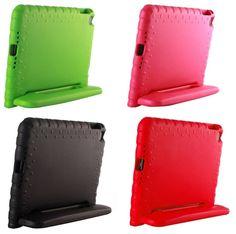 Fundas iPad Mini 4. Fundas protectoras infantiles para tablets a prueba de niños. Resistentes anti golpes de goma EVA. Floor Chair, Apps, Childproofing, App, Appliques