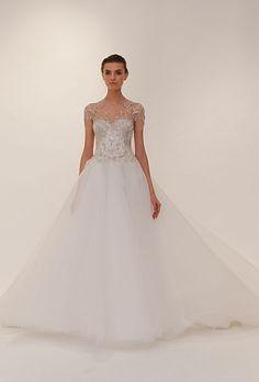 ny bridal market 2011 marchesa wedding dresses New York Bridal Week Spring 2012