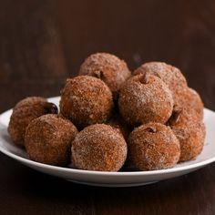Churro Donuts de Nutella