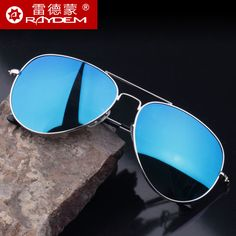 7ebe11911c6 Raydem 2017 Fashion Polarized Sunglasses Men And Women Driver Mirror Sun Glasses  Male Fishing Female Eyewear For 3026 -in Sunglasses from Men s Clothing ...