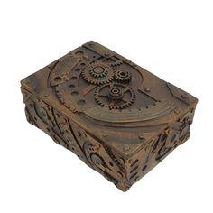 31 best boxes steampunk images on pinterest steampunk design