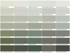 for Sherwin Williams - Sherwin Williams Paint Colors - House Paint ...