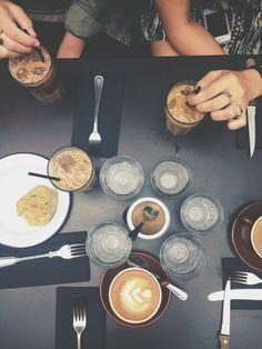 Ginger + White (highly recommended for coffee + brunch) | Hampstead, London | jessicalbradney.vsco.co | VSCO Grid