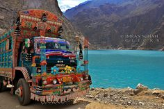 Ataabad Lake, Pakistan