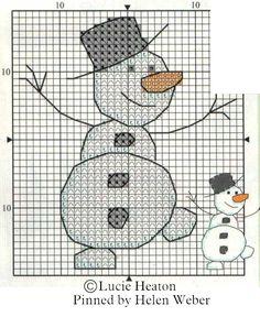 Christmas Charts, Cross Stitch Christmas Ornaments, Xmas Ornaments, Christmas Cross, Cross Stitch Designs, Cross Stitch Patterns, Tunisian Crochet, Crossstitch, Cross Stitching