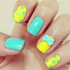 Nail art....