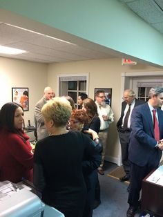 Realty Executives Elite Homes Grand Opening Party in Nutley New Jersey