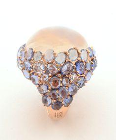 Couture Design Awards 2013: Colored Gemstones Above $20K: First Runner Up Rodney Rayner