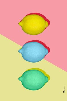 Lemon Print, Food Art Print, Instant Download, Lemon Wall Art, Lemon Printable…