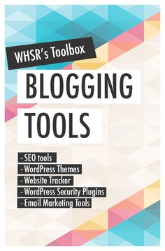 Looking for more blogging tools? Check out WHSR's toolbox! Here you can find tools like SEO tools, website trackers, useful WordPress plugins, email marketing tools, tools for speeding up your site and places to buy premium WordPress themes: http://www.webhostingsecretrevealed.net/whsrs-toolbox/