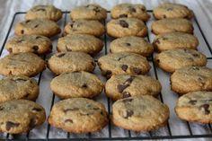 Food and Yoga for Life: Vegan Chocolate Chip Cookies