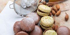 Slik lykkes du med makroner - Coop/Thea Cake Cookies, Cupcakes, Pretzel Bites, Macarons, Frosting, Muffin, Food And Drink, Bread, Baking