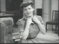 Som datteren Elisabeth i Far betaler fra 1946