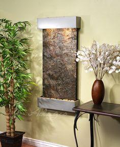 30 best indoor fountains images indoor fountain indoor waterfall rh pinterest com