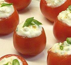 Gefüllte Tomaten mit Creme von HotTomBBQ auf www.rezeptwelt.de, der Thermomix ® Community