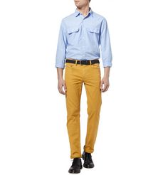 must have mustard pants