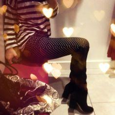 Photo by monikamandoki Dots, Stockings, Stripes, Instagram Posts, Fashion, Stitches, Socks, Moda, La Mode