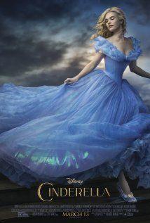 Cinderela (2015) Poster