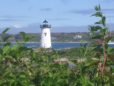 Edgartown Lighthouse-This historic lighthouse underwent major renovation in 2007. At its base is the Children's Memorial, established in memory of children who have died.