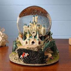 Disney Villains Maleficent Snowglobe - this looks something Jen would love! Description from pinterest.com. I searched for this on bing.com/images