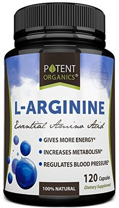 LArginine With Added Niacin And LCitrulline  Most Potent Nitric Oxide NO Formulation Available on Amazon  120 Vegetarian Capsules  For Muscle Heart and Libido * More info could be found at the image url.  This link participates in Amazon Service LLC Associates Program, a program designed to let participant earn advertising fees by advertising and linking to Amazon.com.