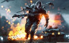 Battlefield 4 Second Assault release dates announced - The Battlefield 4 Second Assault expansion that launched as a timed Xbox One exclusive in November releases on February for Battlefield 4 Premium members on PlayStation Battlefield 4, Xbox One, Playstation, 4 Wallpaper, Xbox 360 Games, Video Game Art, Videogames, Internet, Tech News
