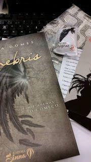 As 1001 Nuccias: Resenha [livro] - Tenebris, de Erika Gomes