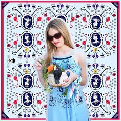 Vestido Marina Celeste y Pañuelo MINI Marina Celeste 🌊🌊🌊🌊🌊🌊🌊🌊🌊🌊En nuestra tienda online con descuento 👀🔥🔥🔥 www.sofialapenta.com.ar ❤️ #sofialapenta #inspiracion #scarf #gift #fashion #fashiondesign #drawing #designed #ilustracion #illustration #surrealism #art #sketchbook #love #work #artwork #studio #painting #welivetoexplore  #spreadlove  #visualsoflife #welltraveled  #explore #traveltheworld