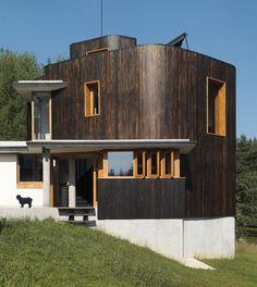 Galeria de Fishing Lodge / Simon Gill Architects - 12
