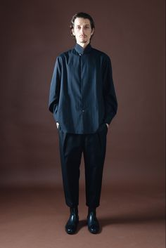 Christophe Lemaire Fall 2012 Menswear Collection Slideshow on Style.com
