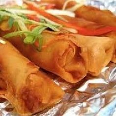 Pasta, Lumpia Filipino Shrimp And Pork Egg Rolls, Little Filipino Spring Rolls, Stuffed With Savory Pork And Shrimp, Are Deep Fried To A Crispy Golden Brown. Filipino Recipes, Asian Recipes, Filipino Food, Filipino Dishes, Guam Recipes, Hawaiian Recipes, Asian Foods, Shrimp Recipes, Pork Recipes