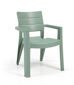 Allibert+tuinstoel+Ibiza+groen