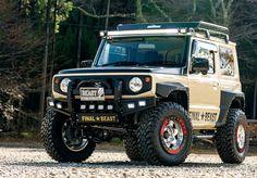 New Suzuki Jimny, Jeeps, Offroad, Nissan, Samurai, Monster Trucks, Camping, Adventure, Cars