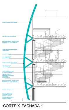 Imagen relacionada                                                                                                                                                                                 Más Architecture Drawings, Concept Architecture, Futuristic Architecture, Facade Architecture, Sustainable Architecture, Chinese Architecture, Residential Architecture, Contemporary Architecture, Landscape Architecture