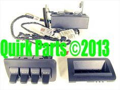 9910 ford f250/f350 super duty black leather front/rear