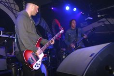 She Wants Revenge Performing a Live Concert at FLUXX San Diego