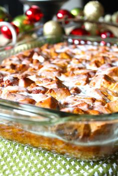 Cinnamon Roll French Toast.  Easy quick recipe using refrigerated cinnamon rolls.