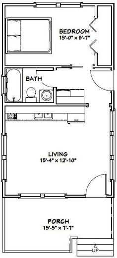 400 sq ft house floor plans 600 sq ft floor plans for 300 square foot shed