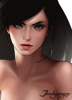 by Lee JeeHyung DrawCrowd