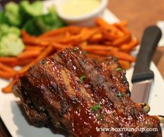 Nice - Boston's ribs