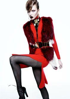 Karlie Kloss: Numero October '11
