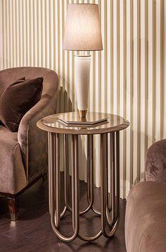 Turri - Armchairs and Coffee Tables - Italian Luxury Furniture