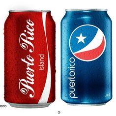 PR Coke n Pepsi