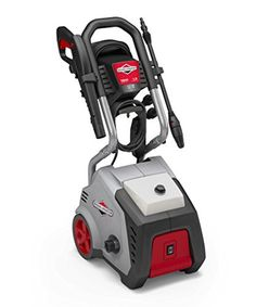 Briggs & Stratton 20600 1.3-GPM 1700-PSI Electric Pressure Washer with On-Board Detergent Tank - Brought to you by Avarsha.com