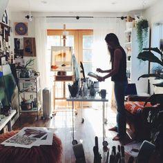 Karina Bania // artist // VSCO