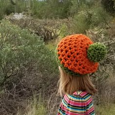 This Pumpkin (inspired) Slouchy Beanie if the perfect fall accessory for the little one in your life! It's a quick and easy beanie, using the colors of the season! This beanie can be made using any color combos. We're feeling the pumpkin spice love around here, so I wanted to make a beanie to celebrate …