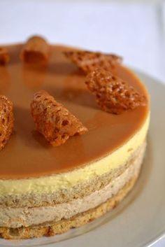 Cake of Hungary 2013 Cream Cheese Flan, Hungarian Recipes, Mini Cakes, Cakes And More, Cupcake Recipes, Fun Desserts, Food To Make, Cheesecake, Bakery