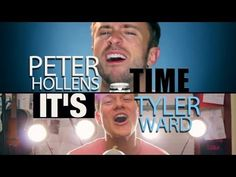 Imagine Dragons - It's Time - (Peter Hollens & Tyler Ward Cover) SO. MUCH. WIN. I'm obsessed